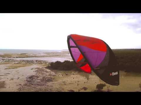 Kite Details - Learn Kitesurfing Online Video Tutorial