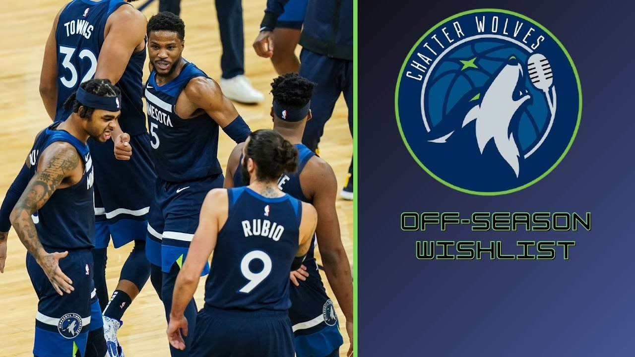 5 Things The Timberwolves NEED to do this off-season to be a Playoff Team Next Year