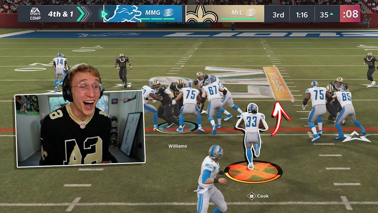 We Made it to Super Bowl LV...! Wheel of MUT! Ep. #36