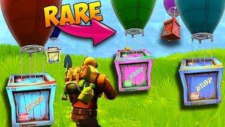 BEST AIR DROP ONLY CHALLENGE! (Fortnite Battle Royale)
