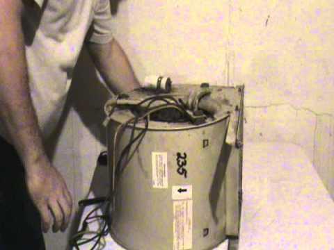 furnace blower replacement.wmv