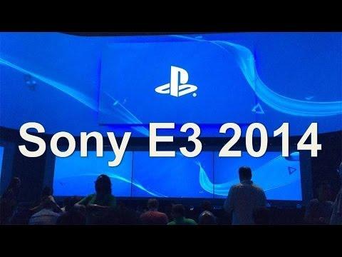 Sony E3 2014: Event Recap