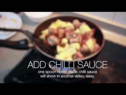 Pork Chop (Ribs) Potato Stew