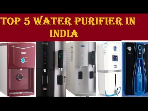 Top 5 Water Purifiers In India with High Rating and Audince Choice ;RO(Reverse osmoises)