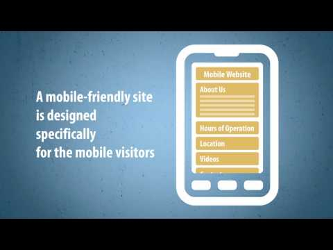 Why a mobile-friendly website is important for your business