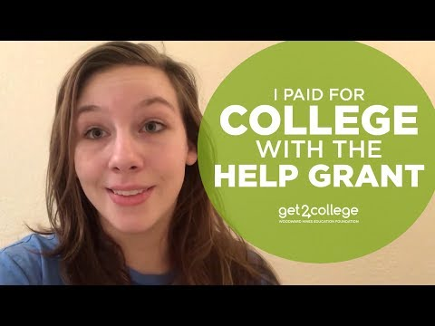 Paying for College with the HELP Grant