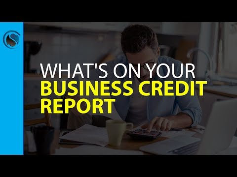 Periscope... What's on Your Business Credit Report