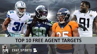 Raiders 2020 Free Agency: 10 NFL Free Agents The Las Vegas Raiders Should Target In 2020