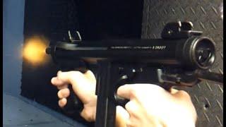 Shooting SMG