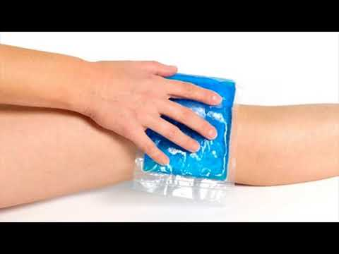 Ice Pack Is Best Home Remedy To Treat Knee Pain- How To Use
