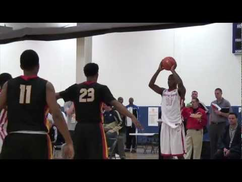 Houston Hoops Mix- Brian Bridgewater (Baton Rouge, LA) 6'6'', Derrick Griffin and Keith Frazier