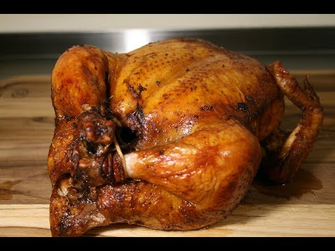 Whole Roast Chicken-Oven Roasted Chicken-Whole Roasted Chicken-Food Cravings