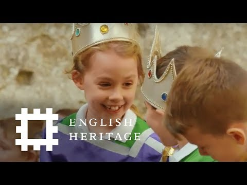 Portchester Castle Discovery Visit: In the Footsteps of Kings