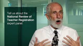 National Review of Teacher Registration Expert Panel