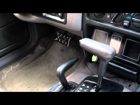 How to remove center console Jeep ZJ