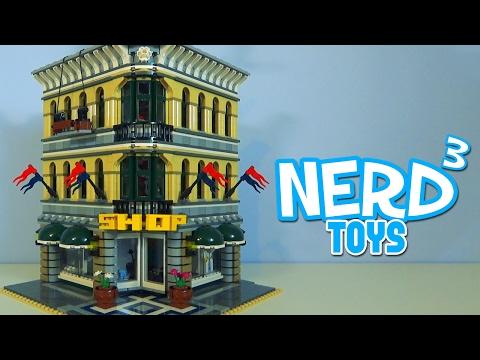 Nerd³'s Lego - Grand Emporium - 10211