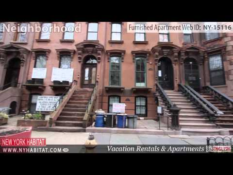Video Tour of a 1-Bedroom Furnished Apartment in Fort Greene, Brooklyn, New York