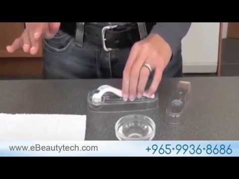 How to clean your Dermaroller | BeautyTech