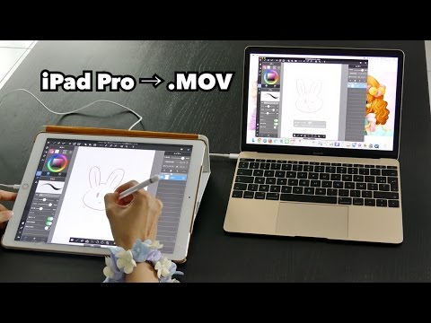 [Comment faire] Capture vidéo de l'écran d'un iPad Pro : Lightning, MacBook, QuickTime