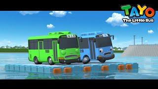 Tayo en Español Especial episodios l ¡Extraño y mágico Tayo! l Tayo El Pequeño Autobús