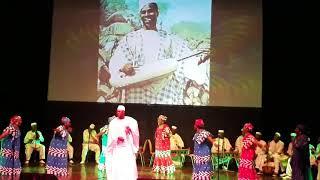 Sekouba Kandia rend hommage à son père