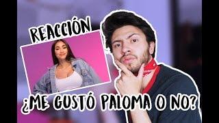 Download REACCIÓN A PALOMA MAMI - NOT STEADY | Niculos M