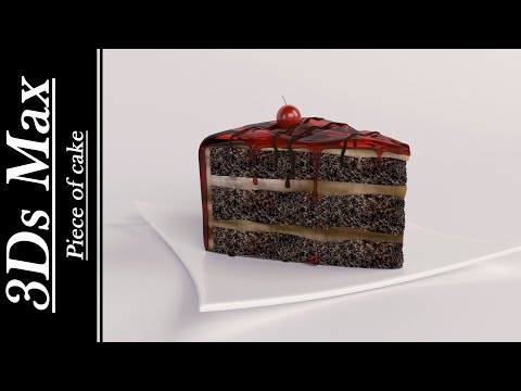3Ds max - piece of cake .
