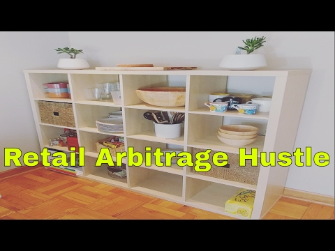 Ikea Retail Arbitrage Hustle Make $70+ Per Sale on eBay and Amazon