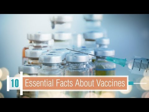 10 Essential Facts about Vaccinations