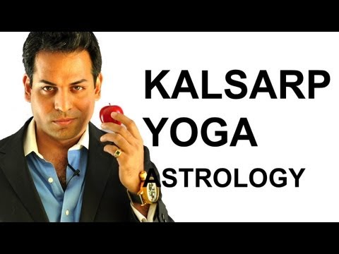 Astrology Lesson 10: Kal Sarp Yoga exposed in Vedic Astrology