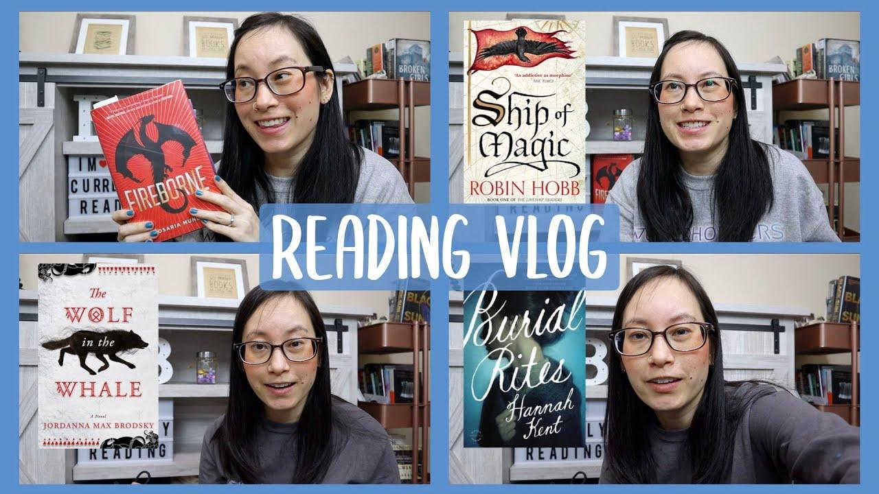 Possible New Favorites? | Feb 26 - Mar 12 | Reading Vlog