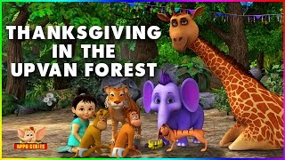 Thanksgiving In The Upvan Forest (4K)