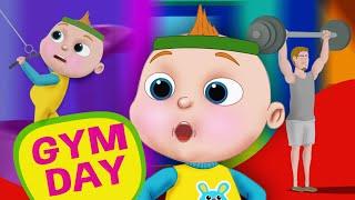 TooToo Boy - Weight Lifting Episode   Cartoon Animation For Children   Videogyan Kids Shows