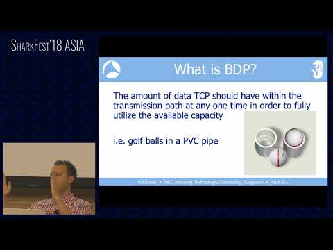 SF18ASIA: 18 -  Understanding Throughput & TCP Windows (Kary Rogers)
