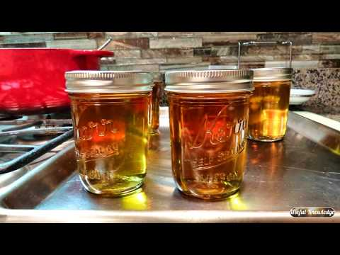 Apple Jelly from All Natural Apple Juice  | Useful Knowledge