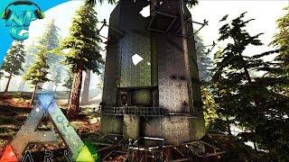 00:24 World War ARK   Most Savage 2 Men 1 Base Raid Yet   Tree Platform  Pillage
