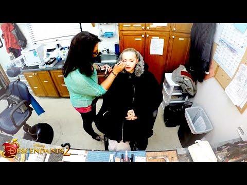Dove Cameron Makeup Timelapse | Descendants 2