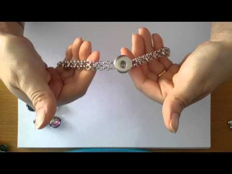 Snap Button Jewellery Introduction
