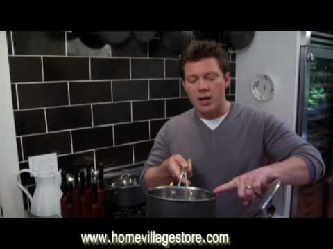 Tyler florence hard anodized & Stainless Steel cookware