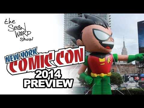 New York Comic Con 2014 preview