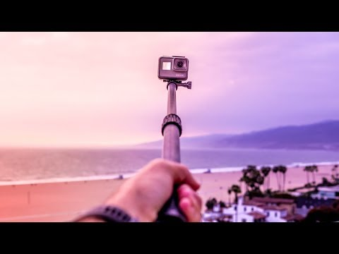 The only GoPro POLE you NEED!  POV Gear HEX