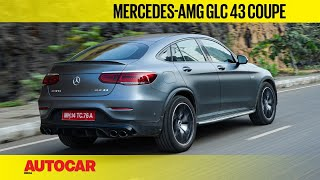 Mercedes-AMG GLC 43 facelift review - The Made in India AMG | First Drive | Autocar India