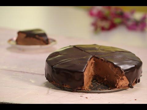 Chocolate Cheesecake | 5 Types of Chocolate Recipes | Chef Anupa | Sanjeev Kapoor Khazana