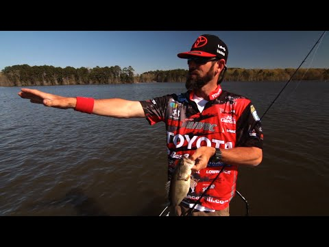 How Michael Iaconelli (Ike) Finds Bass in High Water