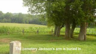 Civil War Battlefields and Monuments In Virginia