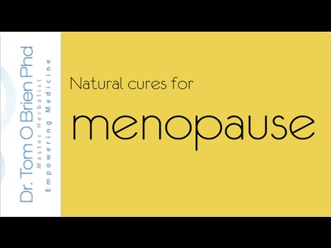 10 Herbs for menopause | Natural remedies for menopause