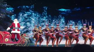 Radio City Christmas Show 2016. This will give you a good idea of what it