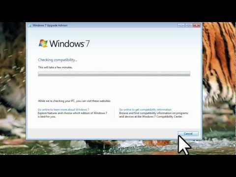 Windows 7 - Install 32 or 64 bit? How to Check Version [Tutorial]