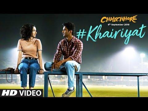 Xxx Mp4 Khairiyat Video Chhichhore Nitesh Tiwari Arijit Singh Sushant Shraddha Pritam Amitabh B 3gp Sex