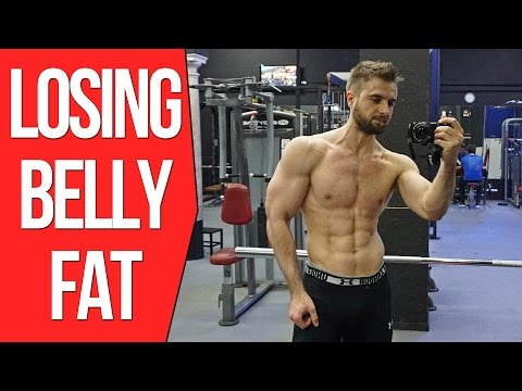 How To Lose Stubborn Belly Fat Around Lower Abs (The Truth)